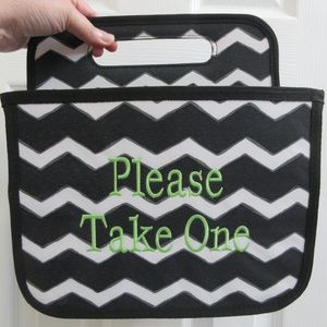 Thirty-One Double Duty Caddy - Embroidered!